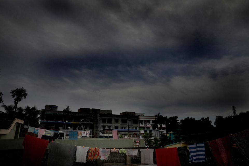 India y Bangladesh en alerta por el superciclón Amphan