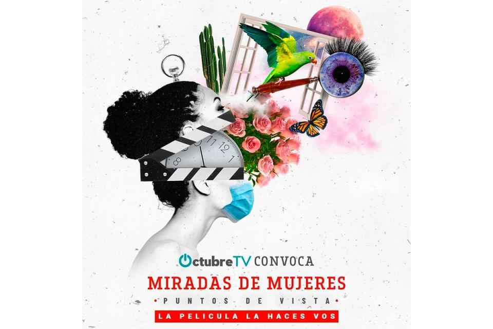 Convocatoria a mujeres de Octubre TV