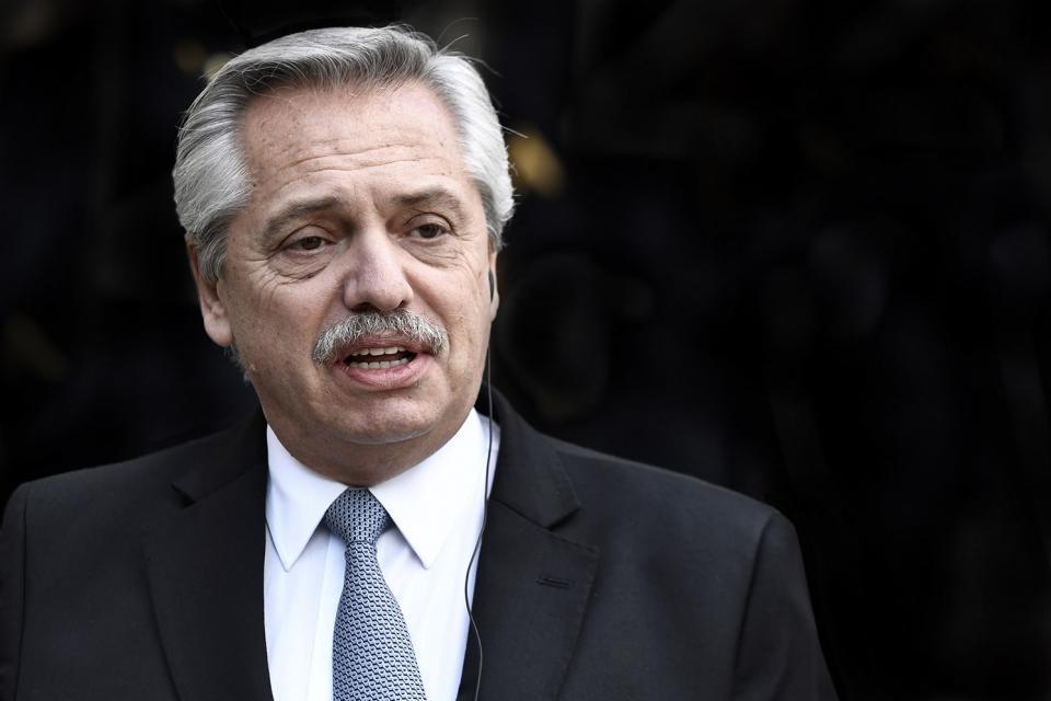 Alberto Fernández: «En la inmensa mayoría del país estamos controlando la pandemia»