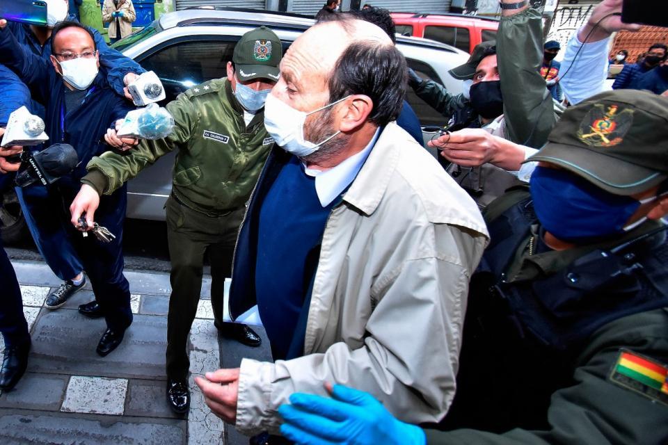 Marcelo Navajas, ex titular de Salud.