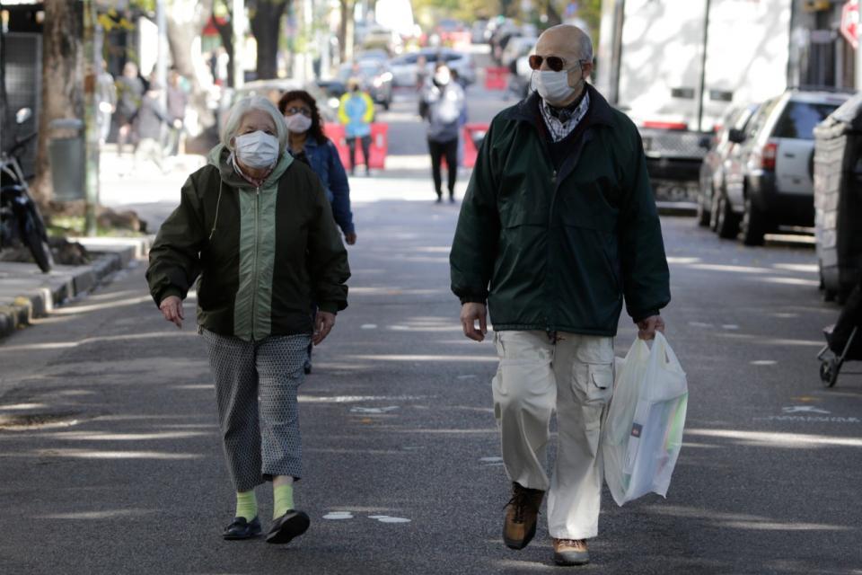 Pese a la mejora, las jubilaciones más bajas aún están peor que en 2015.