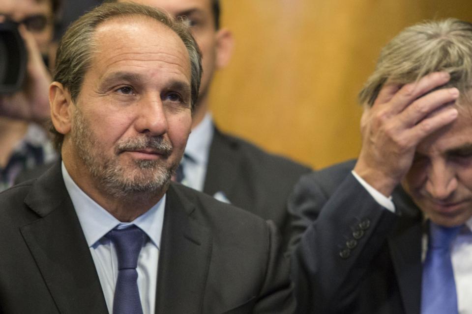 Nicolás Caputo, fue designado cónsul honorario en 2017