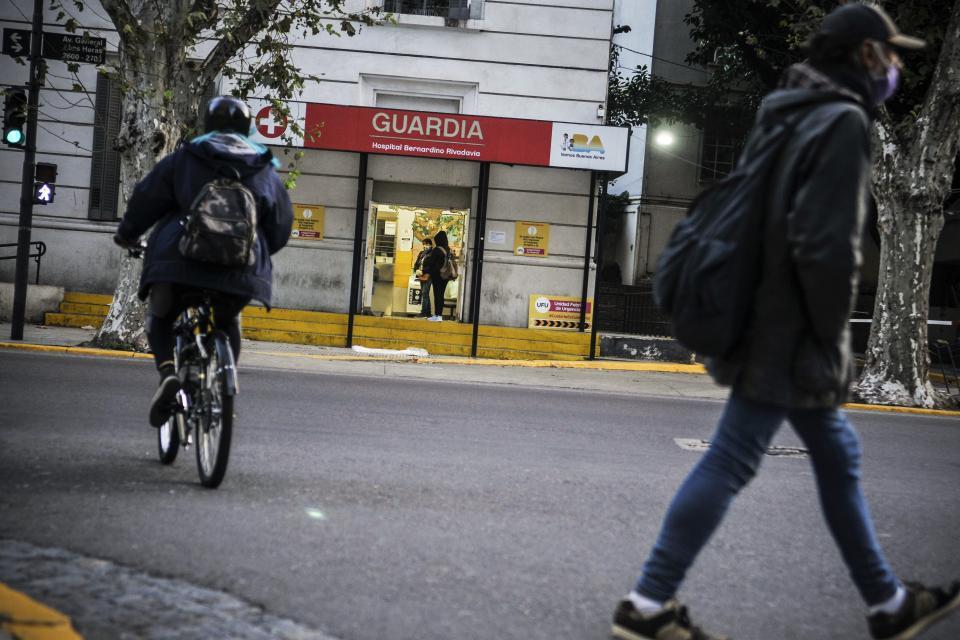 Hospital Rivadavia: murieron tres de los seis pacientes de la unidad coronaria contagiados
