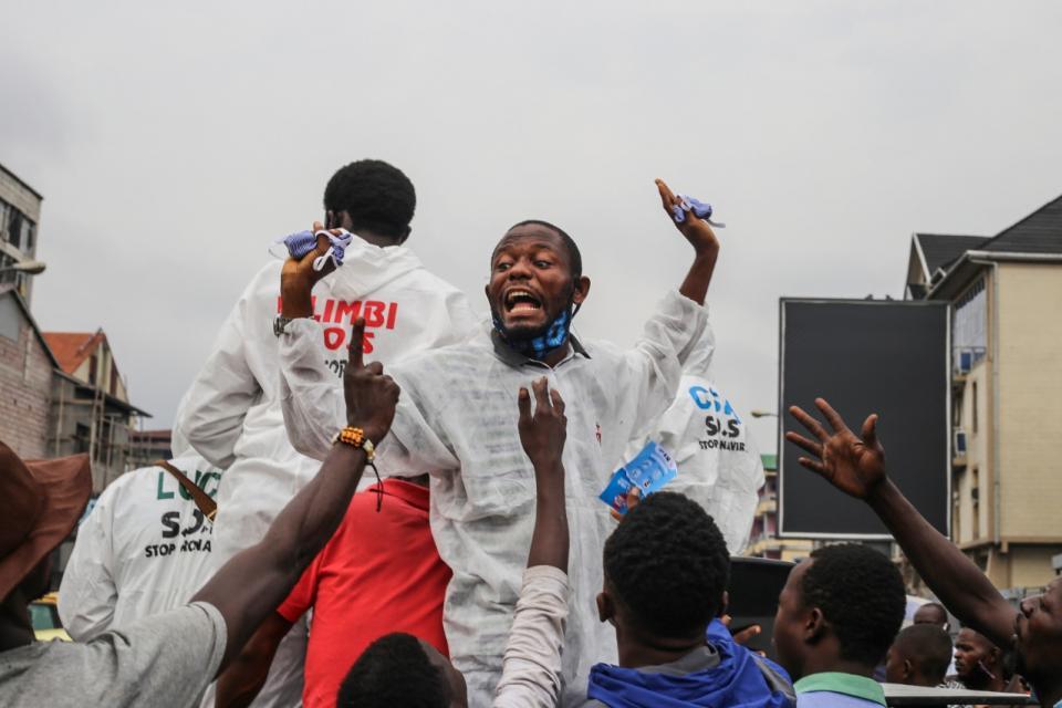 Nuevo brote de ébola en la República Democrática del Congo