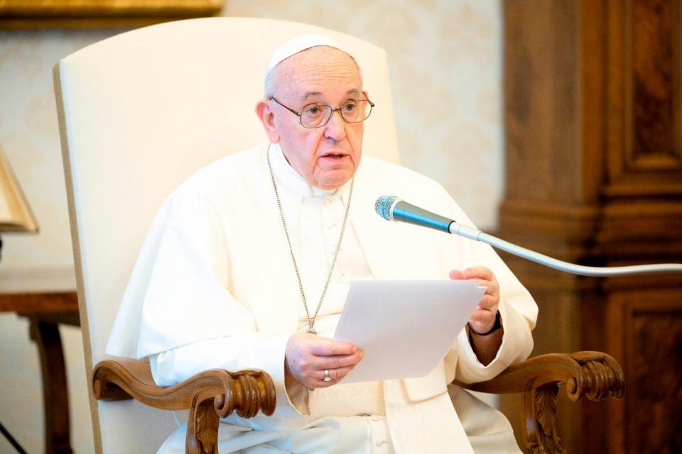 """Protestas en Estados Unidos: el Papa consideró """"intolerable"""" cualquier forma de racismo"""