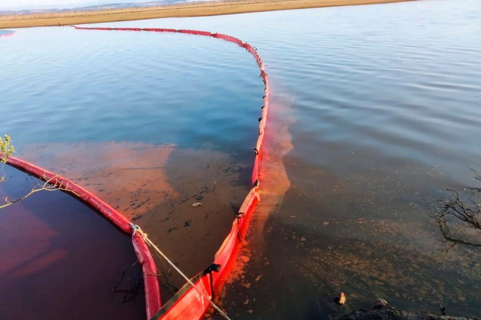 Desastre ambiental en el Ártico ruso: 21 mil toneladas de diésel derramadas