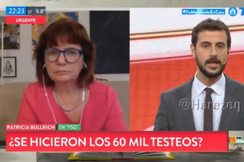 Coronavirus y fake news: El increíble derrape de Diego Leuco.