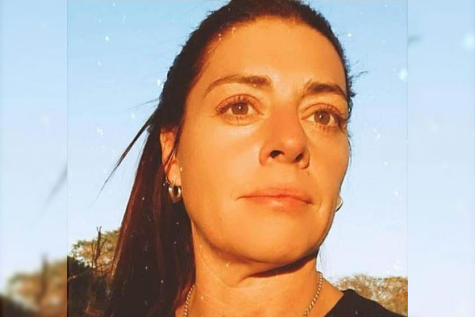 Verónica Tottis tenía 44 años y vivía en la localidad de Las Varillas.