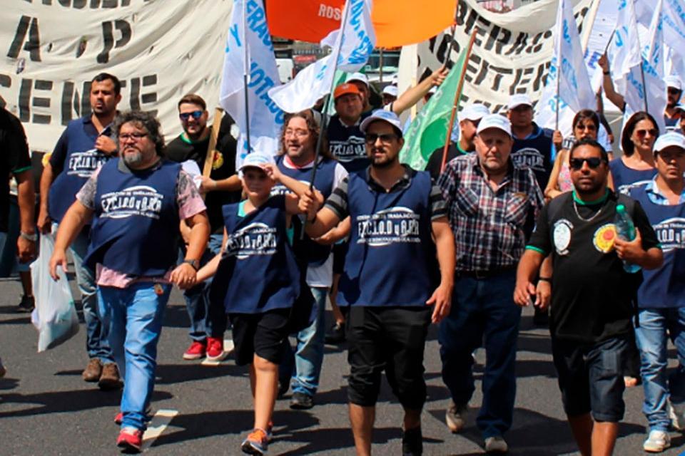 Expropiación de Vicentin: la Federación de Trabaja... | Página12