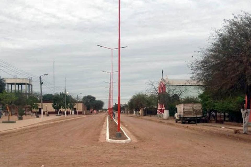 Rivadavia Banda Sur, Chaco salteño