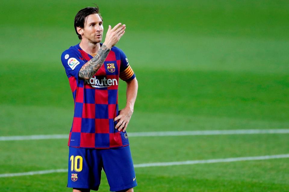 Lionel Messi busca otro récord.