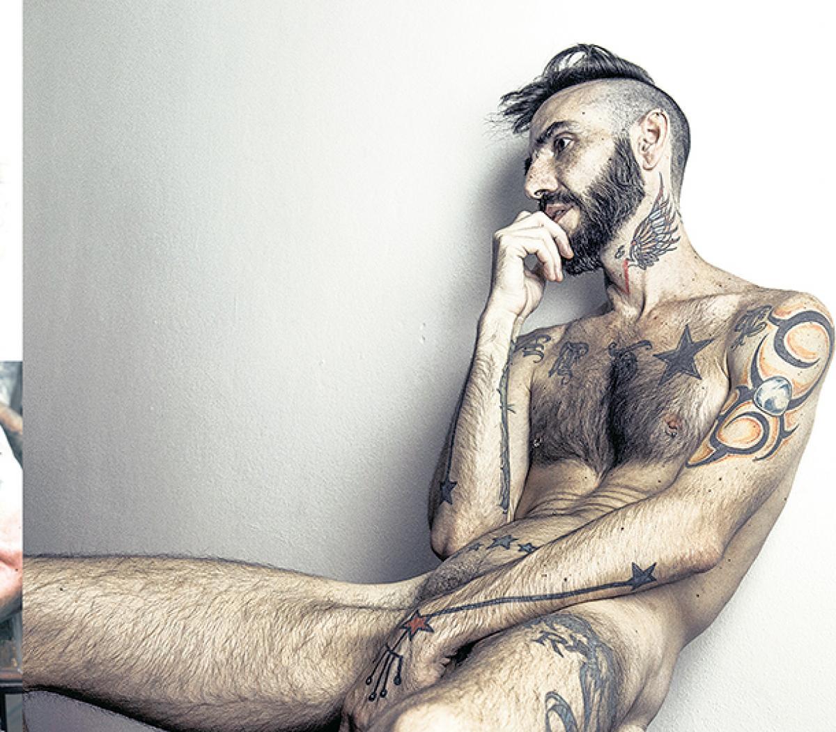 Actores Porno Gay Tatuajes gastonix j.s. romano | hablame de tu. de tu tatoo | página12