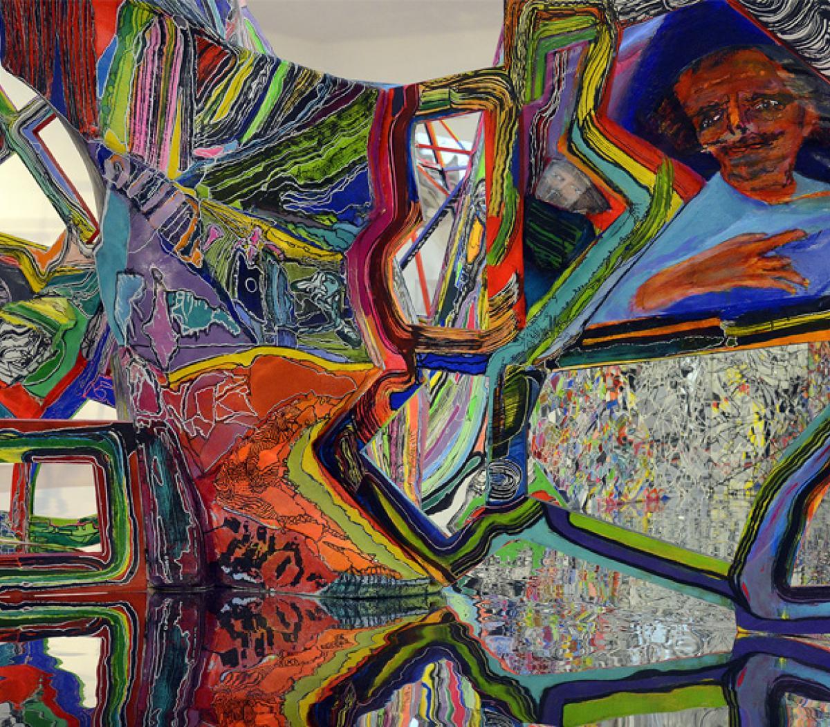 Luis Felipe Noé, todo un artista del caos | Mirada ... | Página12