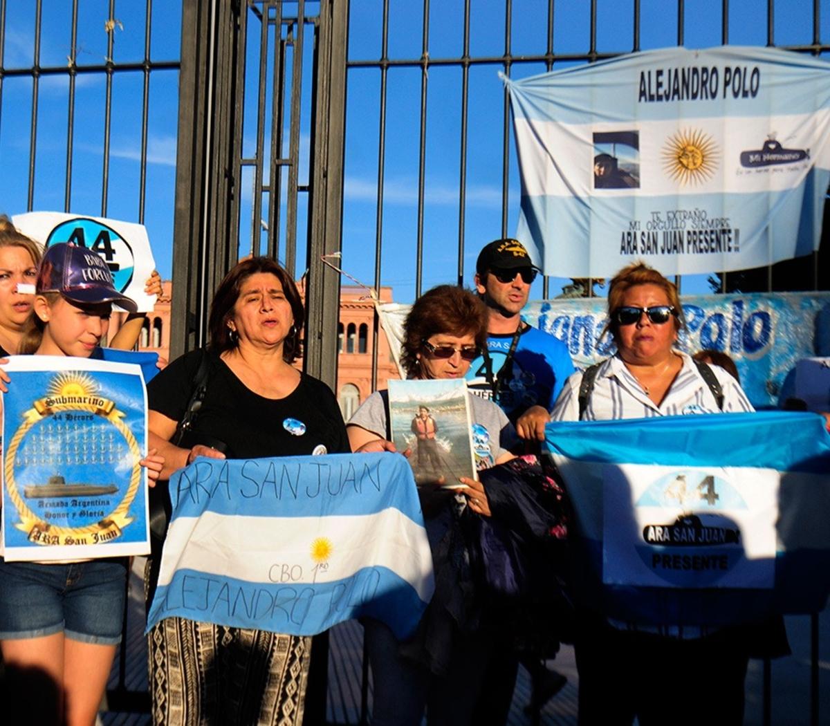 ARA San Juan: Consejo de Guerra por las muertes de ... | Página12