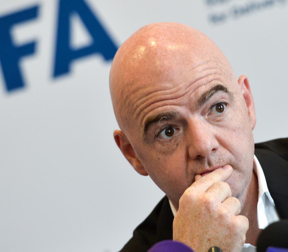 La FIFA no reconocerá a la Superliga Europea e inha... | Página12