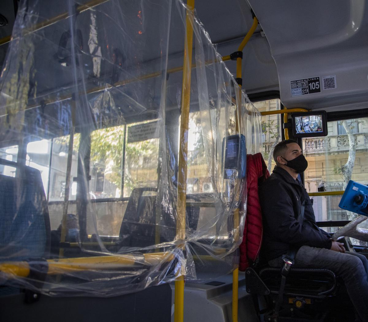 Coronavirus: el nuevo protocolo para el transporte ... | Página12