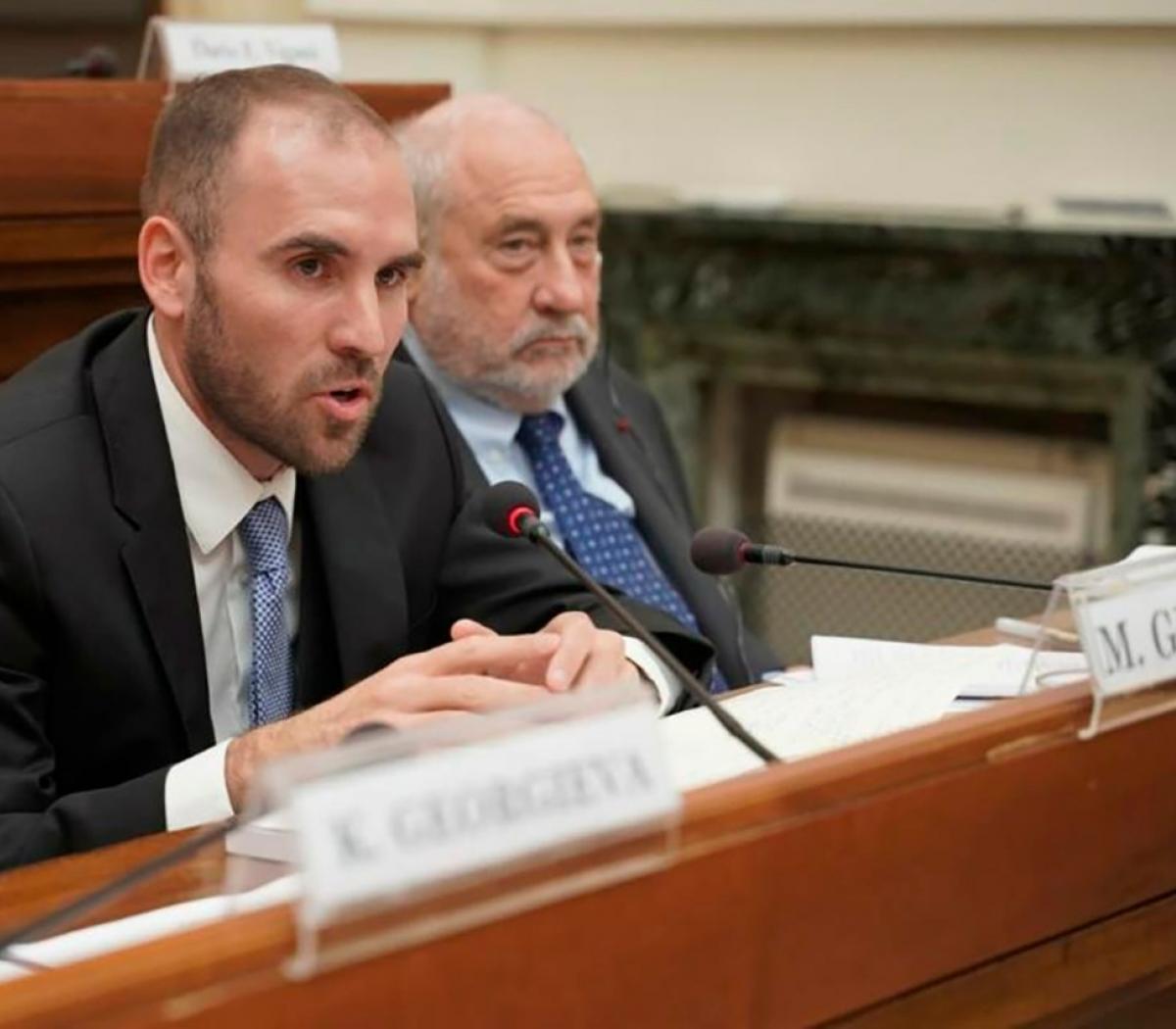 Stiglitz, Sachs, Piketty y más de 130 economistas a... | Página12