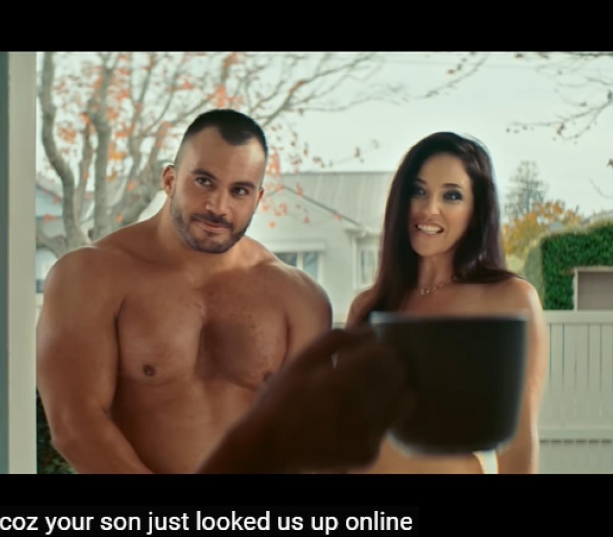 Acoso En Carceles Porno los riesgos de la pornografía, según una campaña de