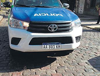 Los estudiantes, acompañados por toda la comunidad educativa, marcharon a la Fiscalía de Lomas de Zamora para reclamar por el operativo policial.