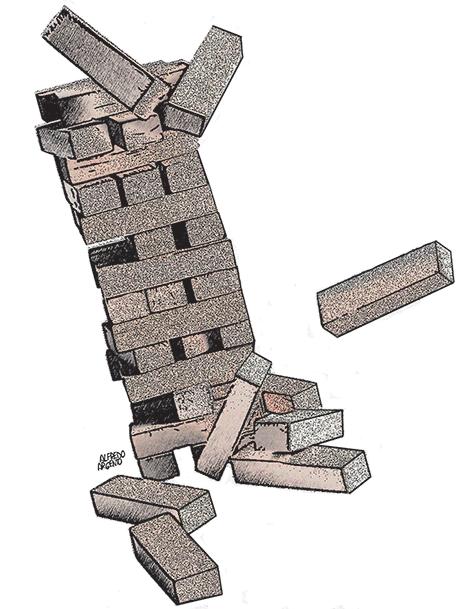 Los desequilibrios económicos del gobierno de Macri