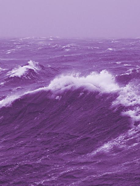 Se agita la marea