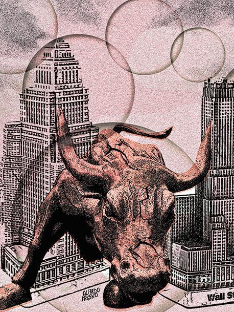 Capitalismo financiero, digital y Estado policíaco