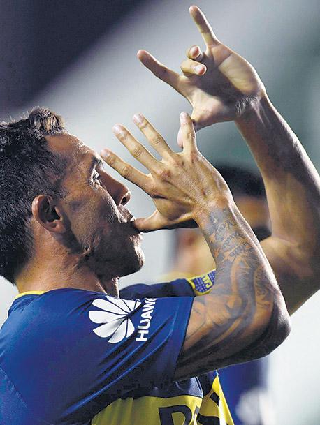 Boca derrotó a Banfield 1-0 con un gol de Tevez