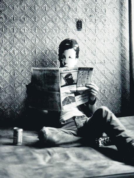 La historia del artista neoyorquino David Wojnarowickz y el libro que recupera su paso por el país en los '80