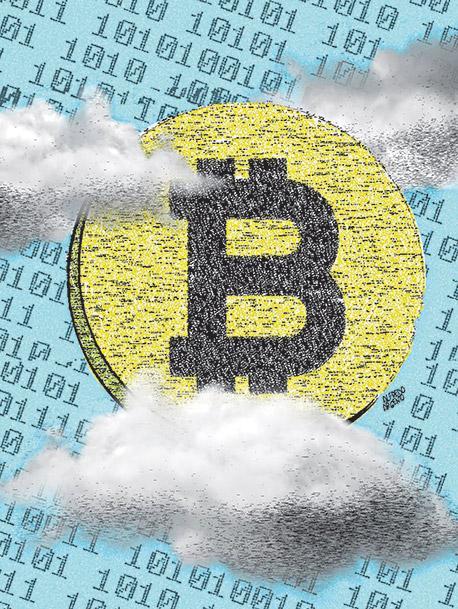 El misterio del bitcoin