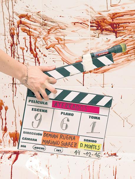 Llega Aterrados, la película que marca la recuperación del género fantástico y de horror en el cine local