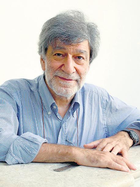 Luigi Zoja estuvo por estos días presentando su nuevo libro, Los centauros: En los orígenes de la violencia masculina
