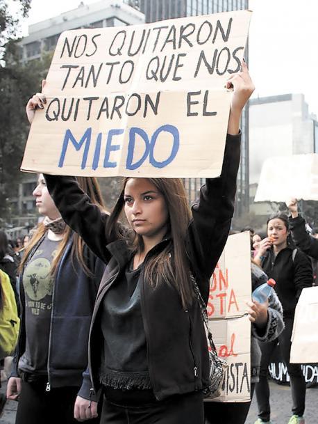 El mayo chileno