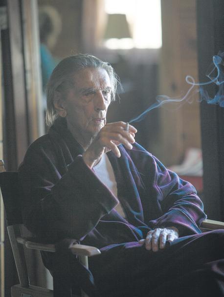 Se estrena Lucky, la última película con el gran Harry Dean Stanton como protagonista