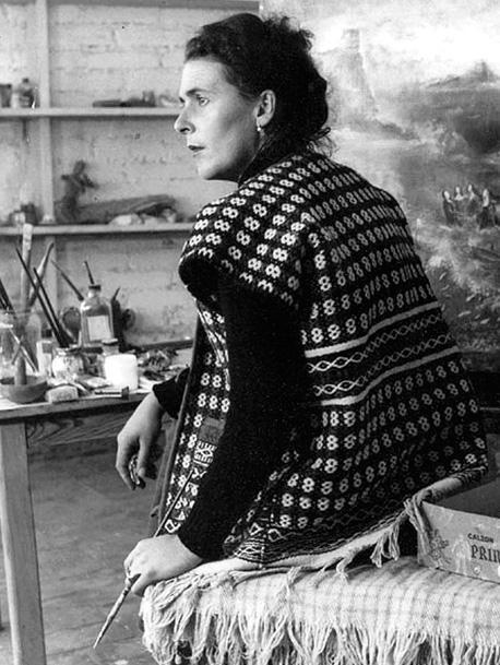 La novela surrealista de Leonora Carrington
