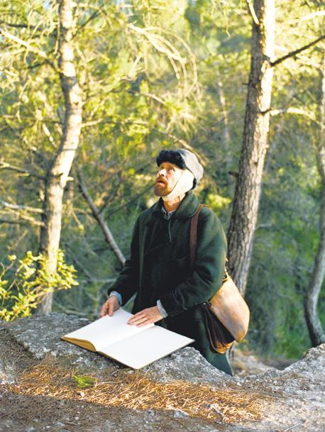 La película de Julian Schnabel sobre Vincent Van Gogh, protagonizada por Willem Dafoe