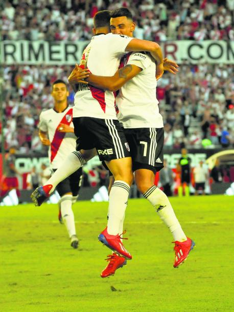 River derrotó por 3 a 0 a Independiente en el Monumental para afirmarse en la cuarta posición de la tabla