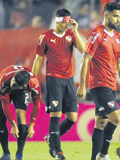 Independiente no pudo con Argentinos Juniors en Avellaneda