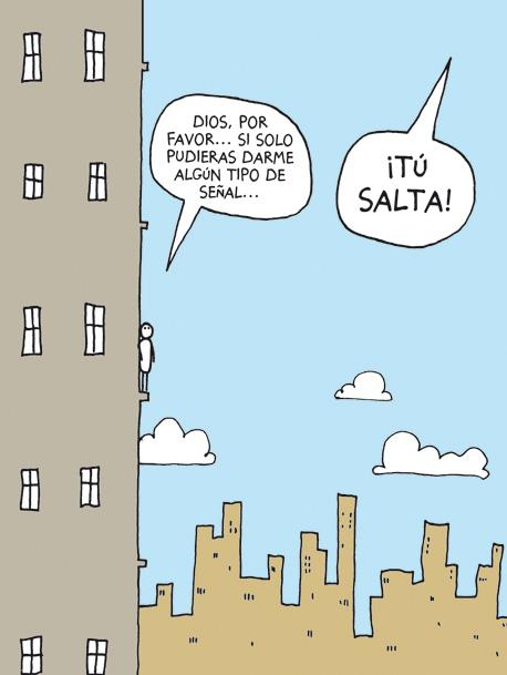 El humor incorrecto del dibujante islandés Hugleikur Dagsson, por primera vez traducido al castellano