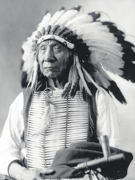 La biografía del sioux que doblegó a los Estados Unidos