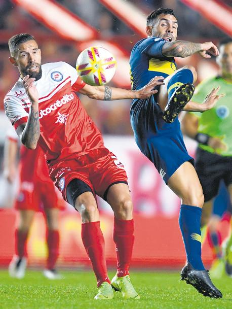 El equipo volvió a igualar sin goles por tercera vez en la Copa de la Superliga, esta vez ante Argentinos, con un juego que no termina de convencer