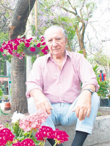 Entrevista al poeta Rodolfo Alonso