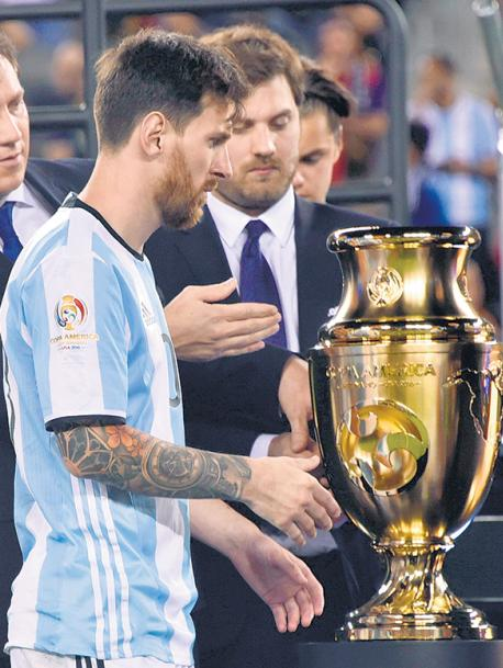 El sueño de Messi