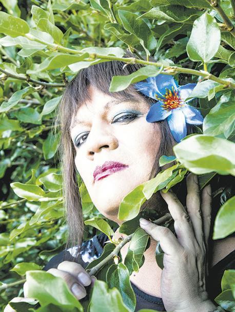 Traviarca en flor