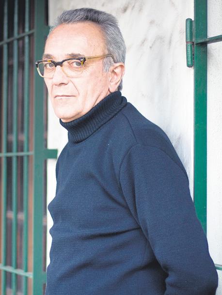 GABRIEL BELLOMO PRESENTA SU NOVELA LA VIDA AUSENTE