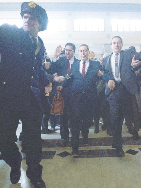 ROBERT DE NIRO Y AL PACINO SE REÚNEN CON MARTIN SCORSESE PARA EL IRLANDÉS, UNA PELÍCULA DE TRES HORAS Y MEDIA QUE SÓLO SE PUDO FILMAR GRACIAS A NETFLIX