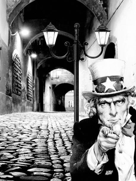 La hegemonía de Estados Unidos y el ascenso de China y Rusia