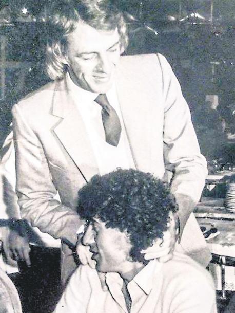 osé Luis Lanao, ex futbolista de Vélez y campeón mundial juvenil de Japón 1979, entrevista al entrenador de aquel glorioso equipo, César Luis Menotti.