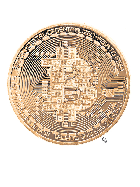 El costo del bitcoin