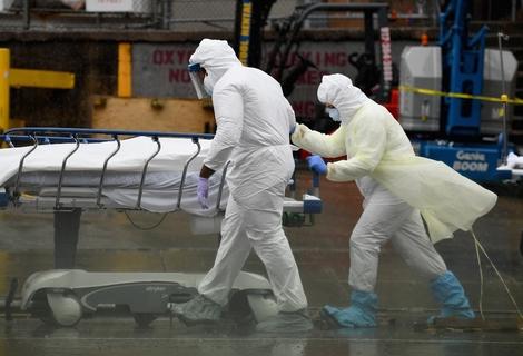 El coronavirus avanza sin control en Estados Unidos: 68 mil casos diarios en la última semana