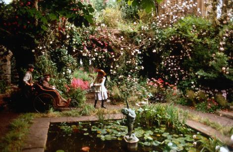 El jardín secreto, de Agnieszka Holland   Fan: Yani...   Página12